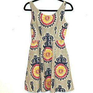 Meg Shop Size XS Fit and Flare Mini Dress Cotton